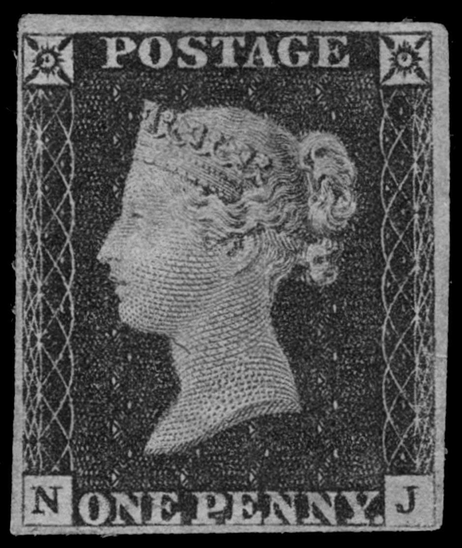 Entstehung Briefmarke